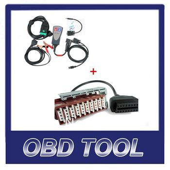 2012(quality A +) -- Citroen Peugeot lexia3 Diagnostic Tool pp2000 lexia 3,lexia-3 diagbox with 30pin cables Diagbox V7.16