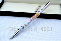 New HERO Pen 3166 multicolor Cartoon characters diagram Needle cylinder type vacuum suction ink Fountain Pen