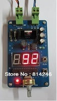 Free shipping,6V-50V 30A 350W DC Motor Speed Control PWM Controller With LED Display