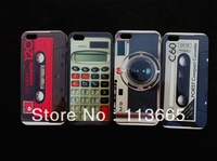 Free Shipping 10pcs/lot tape case for iphone 5s 5