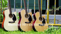 Popular guitar ! 40 inches folk guitar(China (Mainland))