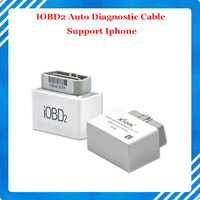 2014 Newest iobd2 work on iphone by WIFI or Bluetooth for free shipping