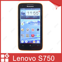 "New In Stock !!! 4.5"" Lenovo S750 Phone IPS Screen Android 4.2 Quad Core 1G/4G Dual Camera 8.0Mp Support Multi Languags Unlocked"