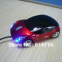 Fashion USB Car Shape Mouse for PC Laptop