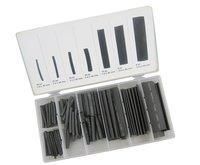 Hardware Free Shipping 127pc Heat Shrink Tubing/Sleeve Assortment/Kit/Set