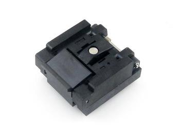 QFN68 MLP68 MLF68 QFN-68BT-0.5-01 Enplas IC Test Socket Program Adapter 0.5Pitch Free Shipping