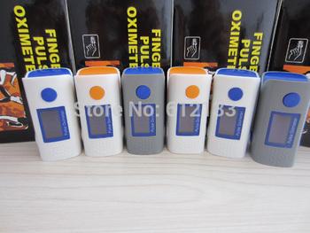 20pcs Free shipping Fingertip Pulse Oximeter OLED display, SPO2 monitor, oximetry WHOLESALE