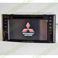 2006- 2011 Mitsubishi Montero GPS Navigation DVD Player ,TV,Multimedia Video Player system+Free GPS map+Free shipping!!!