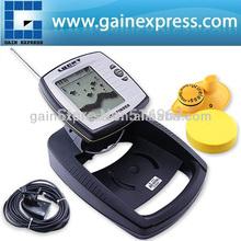 Professional  2in1 Sensor Boat LUCKY Fish Finder Sonar Transducer & Wireless Mode + Built-in Water Temperature Sensor(Hong Kong)