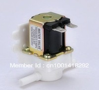 6.4mm outside for 1/4 hose tube,Health water valve plastic normally closed DC 24V plastic water solenoid valvesEnvironment&Safet