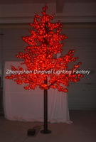 3M High Quality Outdoor Lighted  LED Aritificial Maple Trees Garden Landscape Street Light