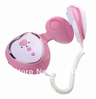 ANGELSOUNDS fetal doppler, baby monitor, baby heart monitor / detector PRENATAL BABY MONITOR 100S-3