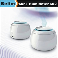 Free Shipping Mini USB Home Humidifier Support Humidifying/Aroma diffusion/Air Purification Baby Humidifier xmas