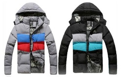 2012 New Arrivals brand winter men jacket down men&#39;s outdoor sport jacket /wholesale/Large size Free Shipping!!!(China (Mainland))