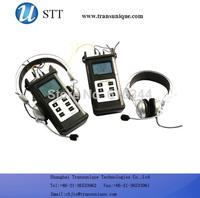 Free Shipping Handheld Fiber Optical Talk Set For Testing