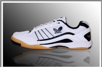 100% Good quality ! Butterfly table tennis shoes men's sports shoes wts-2