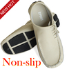 X81051 Mens Casual Shoes Cowhide Driving Moccasins Slip On Loafers Man Loafers 2013 Genuine Leather Flats