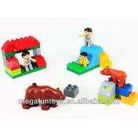FUNLOCK  educational large building block sets,baby toys 35pcs,MF002037 free shipping