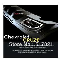 Chevrolet HOLDEN CRUZE Rear Dual Diffuser Matt Black Car Accessories for cruze