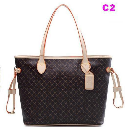 Promotion! Free Shipping! On Sale Brand PVC Handbags for Women, Lady&#39;s Shoulder Bags,18M243AB006(China (Mainland))