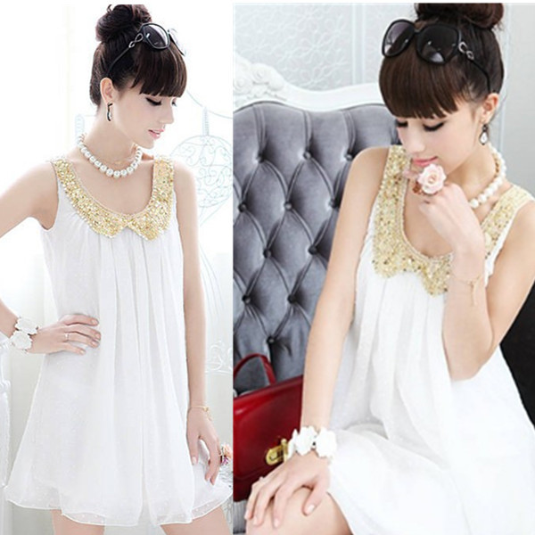 2014 new appliques solid silk hot sale maternity clothing dress high