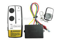 12VDC 2 Handsets Winch Remote Control for all kinds of 12V winch