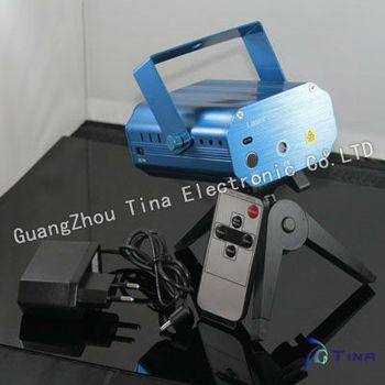 Surprise Remote Control+ 12 Design+3 Modle MINI Laser Light 150mW R&G Moving Party Stage Laser Light KTV DISCO Light