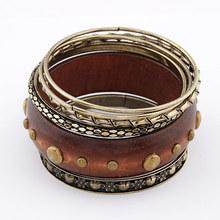 wood bracelets promotion