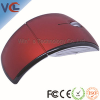 Wireless mouse   Optical Foldable Arc Mouse,Snap in Transceiver,New 2.4Ghz-in Mice from Computer