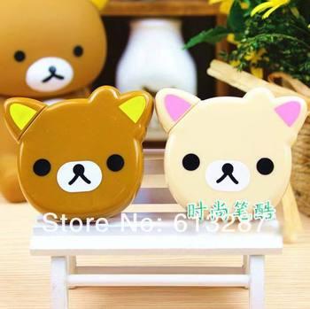 Free Shipping Novelty Rilakkuma Model School Correction Tape/ Lovely Correction Tapes,Cute Stationery Retail KCS