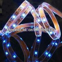 5050 LED Flexible strip light Waterproof IP67 IP 68 14.4W/m 60leds/m for decoration