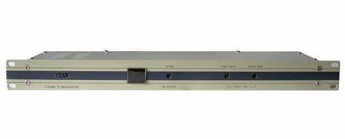 CATV Adjacent Frequency Agile CATV Modulator for hotel/school/dormitory(China (Mainland))