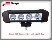 8inch 40W Cree LED Off Road Light Bar,High Power LED Bar