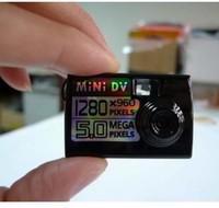 Mini DV Camera  HD mini camera 720*480 Pocket dv HD screen portable mini DV small digital video camera