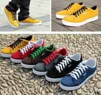 Free Shipping Hot Sale Element Skateboard Shoes Men Fashion Nubuck Leather Men Shoes Hip-Hop