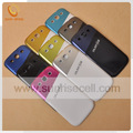 free shipping 20pcs/lot PC+ brushed Galaxy S3 I9300 back battery housing door cover for Samsung top quality