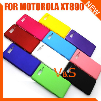 Plastic Matte hard Case cover for Motorola RAZR i XT890 Free shipping 5pcs/lot