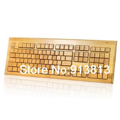 Wireless Bamboo Keyboard WT3Q108NN(China (Mainland))