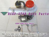 NEW TB25 452162 452162-5001S 14411-7F400 Turbo Tubine Turbocharger For Nissan Terrano II 1993-2007 TD27TI TD27TDI 2.7L TD 125HP