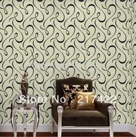 Modern European Style PVC wallpapers