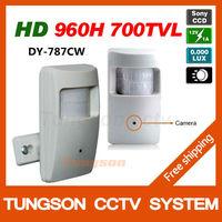 Best Price Sony CCD 960H Effio 700TVL Thermal Pinhole Video Surveillance High Resolution Detecter Hidden Security CCTV Camera