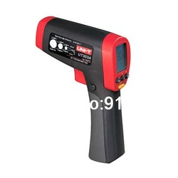 UNI T Non contact LCD Infrared Thermometer UT303A(China (Mainland))