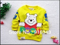 kids sweater Christmas items kids clothes boys t shirt Children's t-shirts 5color 2style Baby clothing +free shipping