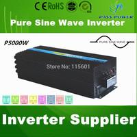 5000 watt  Power Inverter For Air-condition/ Water Pump,Off Grid Type One Year Warranty