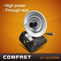 150Mbps wireless usb high power adapter Radar multifunction comfast CF-WU770N high gain usb wifi antenna free shipping