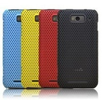 Free Shipping New Hot Selling Ultra-Thin Mesh Case/Grid Net Cover Case for Case For XiaoMi M1