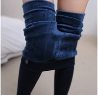 Trend Knitting Free shipping HOT SALE 2014 winter new High elastic thicken lady's Leggings warm pants skinny pants for women