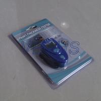 1 pc Digital LCD Coating Thickness Gauge Car Painting Thickness Tester Paint Thickness Meter DIY Instrument 0-80mil 0.1MM