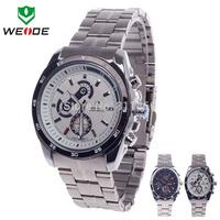 Fashion watch;fashion WEIDE Men watch stainless steel wristwatch,quartz watch for man;wholesale sports wristwatch WH-1112