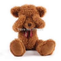 Shy Bear Doll Plush Toys Teddy Bear Hug Bear Soft Toy Baby Toy Boneca Pelucia Brinquedos Large Size 45cm